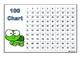 100 Chart Turtles Colour