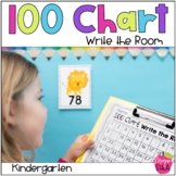 100 Chart Write the Room Activity