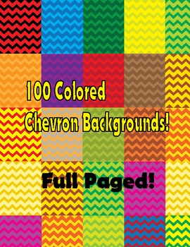 100 Chevron Backgrounds