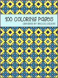 100 Coloring Pages