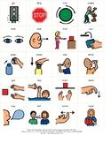 100 Core Vocabulary Boardmaker Picture symbols