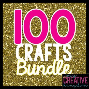 100 Crafts Mega Bundle