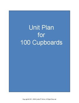 100 Cupboards Literature and Grammar Unit