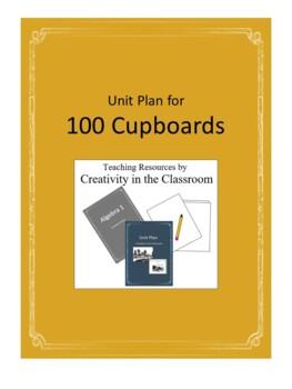 100 Cupboards Novel Unit Plus Grammar