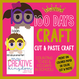 100 DAY Writing Activity Craft