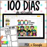 100th DAYS OF SCHOOL -Spanish