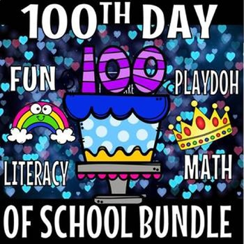 NEWS FLASH -100 DAYS OF SCHOOL BUNDLE