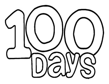 100 DAYS OF SCHOOL, COLORING BUNDLE 24 PAGES, 100TH DAY OF SCHOOL ACTIVITIES
