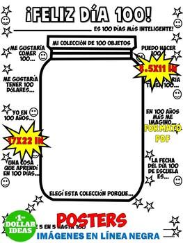 100 DÍAS DE ESCUELA | ACTIVIDADES | JARRO DE DULCES