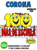 100 DÍAS DE ESCUELA   ACTIVIDADES   CORONA