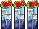 100 Day Bookmarks