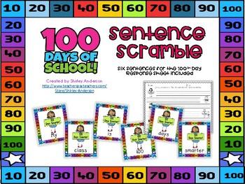 100 Day Bundle - 4 Files!