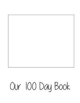 100 Day Class Book