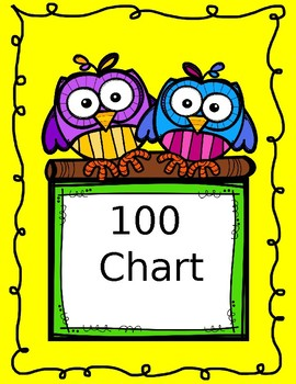 100 Day Color Chart
