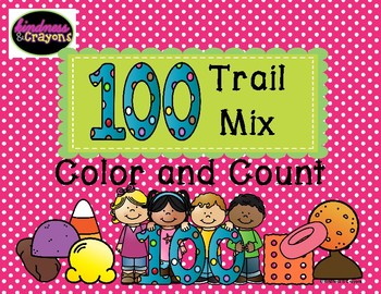 100 Day Color and Count