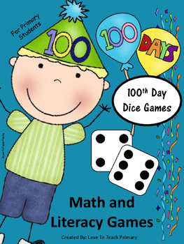 100 Day Dice Games