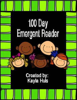 100 Day Emergent Reader