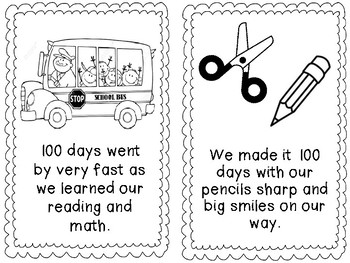 100 Day Emergent Reader