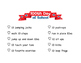 100 Day Exercise Activity