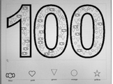 100 Day Follow The Directions