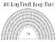 100 Day Fruit Loop Fun {Simplified Teaching}