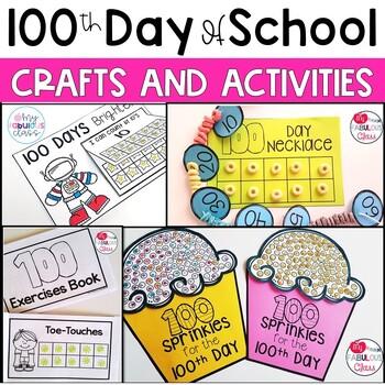 100th Day Mini Unit