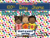 100 Day Read the Room **EDITABLE**