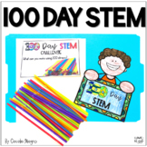 100th Day of School Activities  100 Day STEM