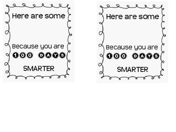 100 Day Smarter Smarties