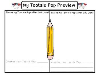 100 Day: The Tootsie Pop Challenge