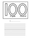 100 Day Writing