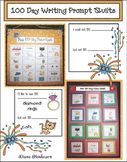 100 Day Writing Activities 100 Day Quilt Craft For 100 Day