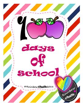 100 Days of School!