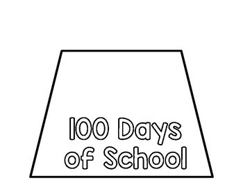 100 Day of School Bubblegum Machine