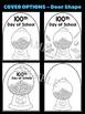 100 Day of School Gumball Machine - Moonju Makers, Craft, Decor, Activity