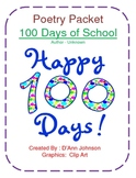 100 Day of School - Poetry Packet