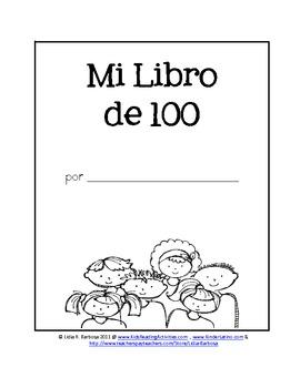 100 Days Activities- Spanish