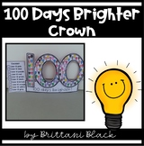 100th Day Crown | 100 Days Brighter