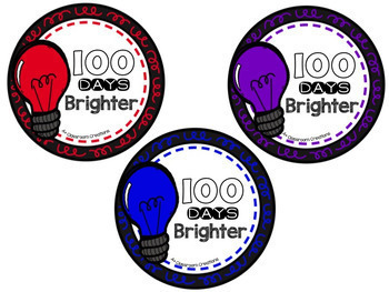 100 Days Brighter Necklaces