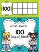100 Days Countdown FREEBIE