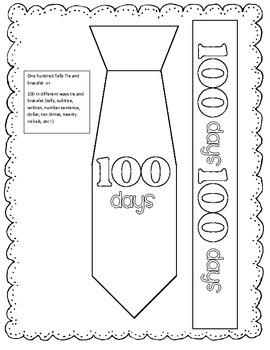 100 Days Hooray! Mini pack!