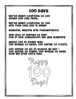 100 Days Poems