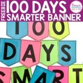 100 Days Smarter Banner FREEBIE!