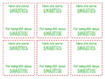 100 Days Smarter Gift