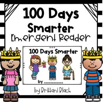 100 Days Smarter~ emergent reader