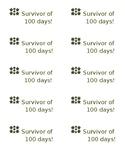 100 Days Survivor