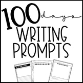 100 Days Writing Activities