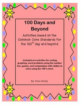 100 Days and Beyond