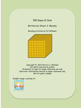 Book Activities for 100 Days of Cool by Stuart Murphy