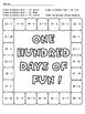 First Grade 100 Days of Fun